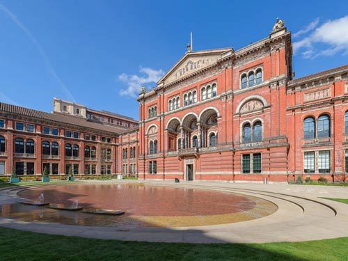 Victoria & Albert Museum Tour<br/>(2 Hours)