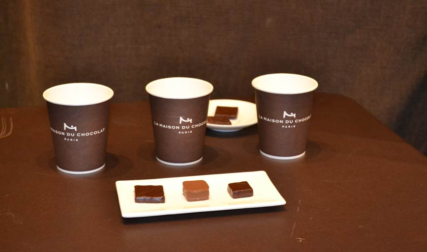 Private London Chocolate Tour at La Maison du Chocolat