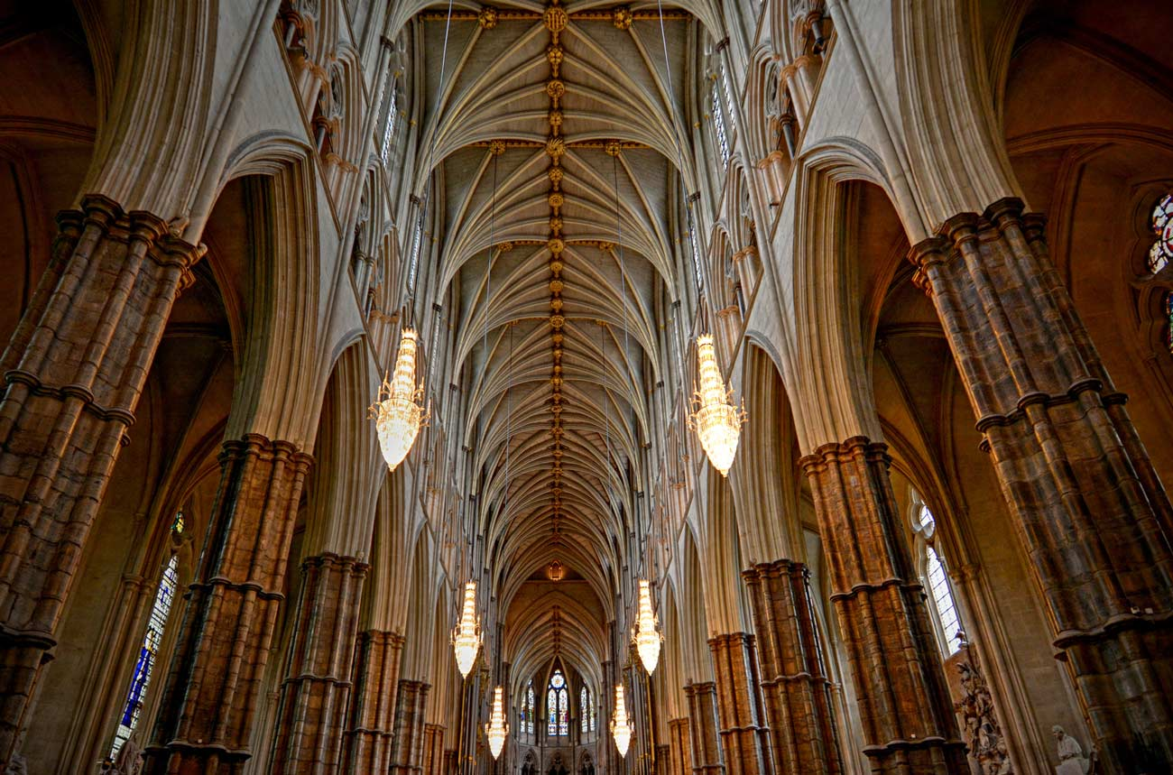 Nave of Westminster Abbey