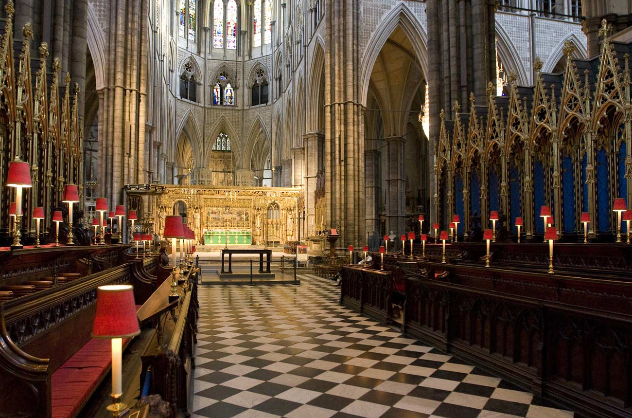 Westminster Abbey - Choir