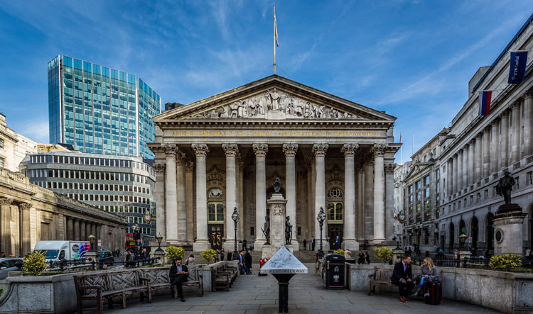 Royal Exchange - City of London