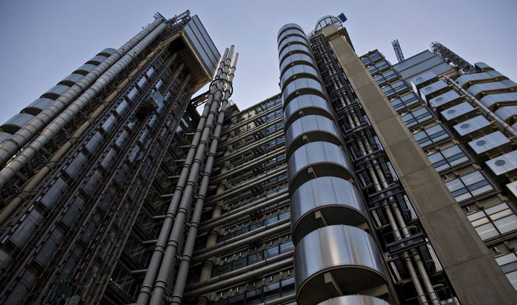 LLoyds Tower - City of London