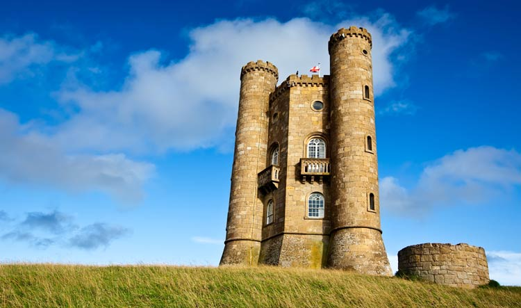 Broadway Tower - the Cotswolds