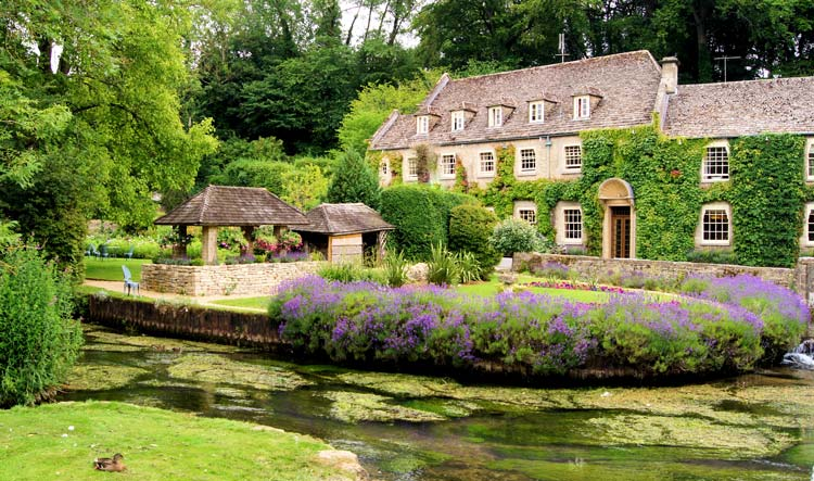 Bibury - the Cotswolds