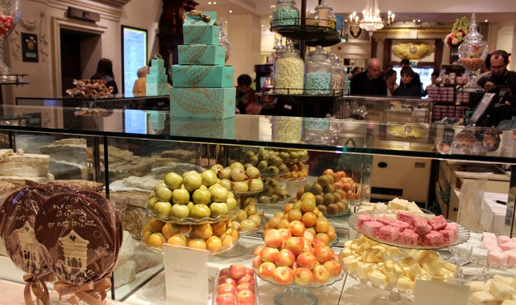 Fornum & Mason - Private London Chocolate Tour